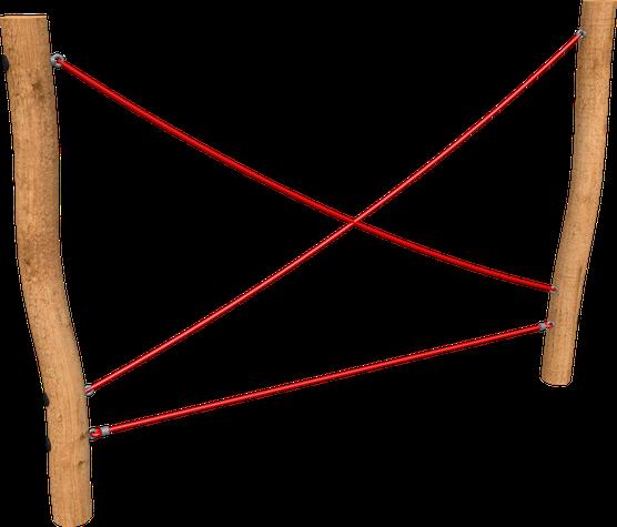 7424 R - Chemin de lianes