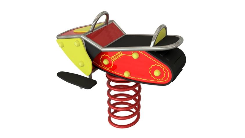 4024 - Skooter des neiges
