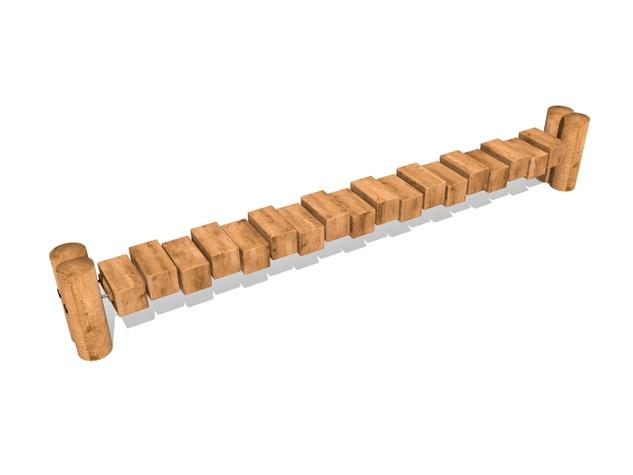 7426 R - Pont de cubes