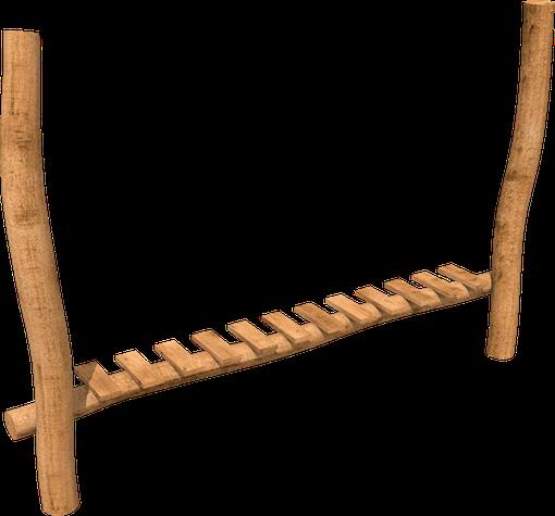 7423 R - Pont sur poutre